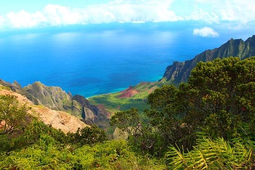 Nofilter, Napali, Kauai, Hawaii, Beach, Ocean, Nature