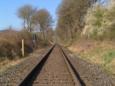 Railway Line, Race Track, Railway, Instructions, Train