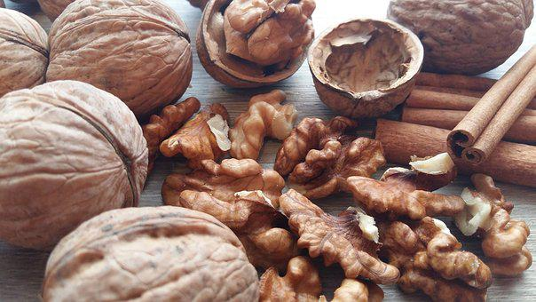 Cinnamon, Nuts, Recipes, Food, Dried Fruits, Spices