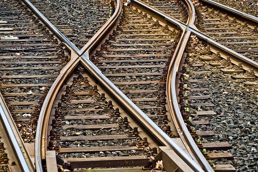 Seemed, Soft, Gleise, Railway, Railway Line, Train