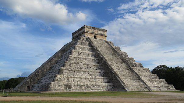 Pyramid, Travel, Old, Stone, Sky, Archeology, Temple
