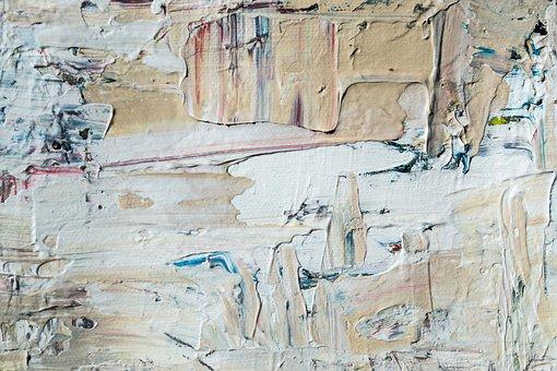 Pattern, Art, Wall, Dried Paint, Random, Texture
