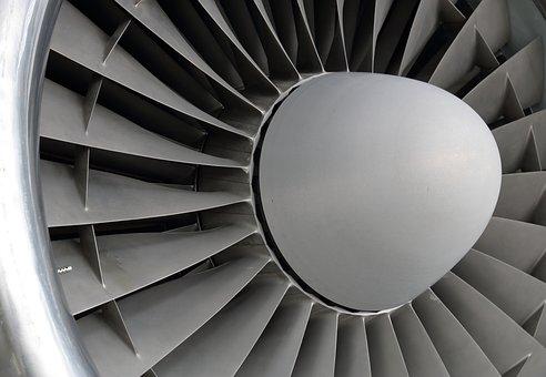 Fan, Turbine, Engine, Arcraft, Airplane, Dornier, Do 31