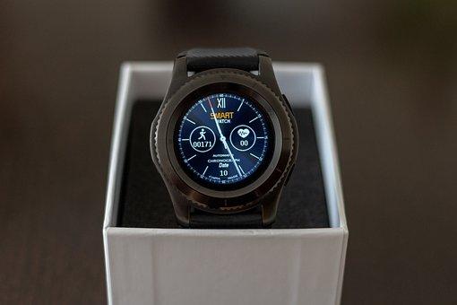 Technology, Smartwatch, Wrist Watch, Pedometer
