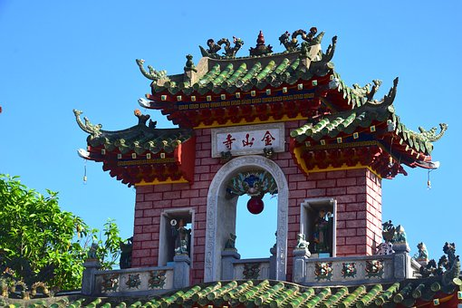 Vietnam, Hoi An, Temple, Architecture, Traditional