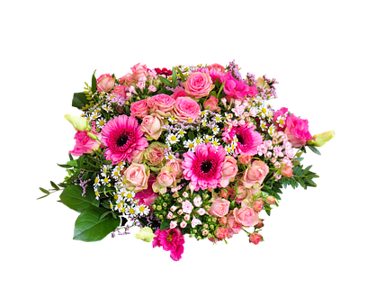 Flower, Nature, Bouquet, Isolated, Floral Greeting