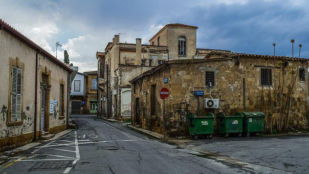 Street, Old, Architecture, Town, House, Building, City