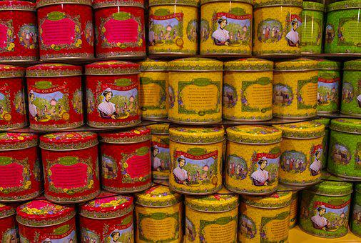 Container, Traditional, Business, Option, Goods, Market