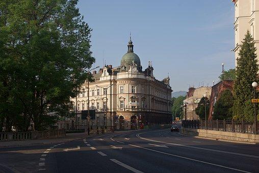 Architecture, Travel, City, Street, Building, Tourism