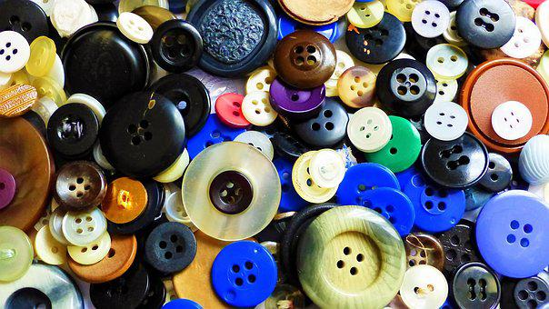 Buttons, Color, Jacket, Handle