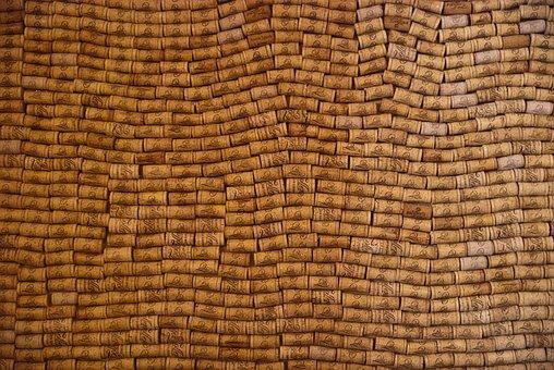Background, Pattern, Texture, Cork, Cork Wall