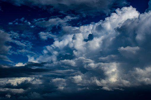 Clouds, Cumulus, Nature, Cloudiness, Weather, Sky