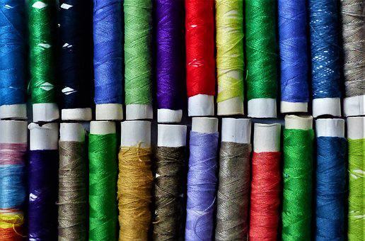 Wire, Create, Motley, Couture, Color, Coil, Darning