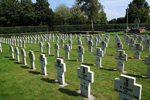 Nonsense, Netherlands, Holland, Polish Cemetery