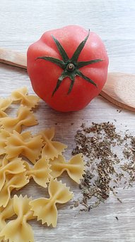 Food, Cooking, Approach, Pasta, Basil, Kitchen