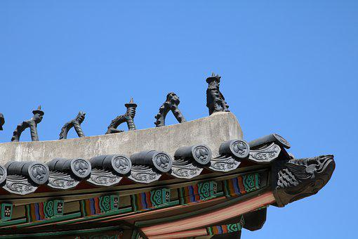 Republic Of Korea, Korea, Seoul, Gyeongbok Palace