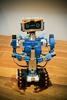 Lego, Technology, Robot, Machine, Programmable, Robotic