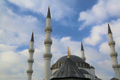 Minaret, Cami, Architecture, Religion, Travel, Building