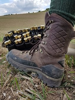 Shoe, Foot, Nature, Outdoors, Soil, Shotgun, Mud