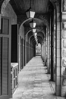 Building, Arch, Street, Old, House, Gothic Architecture