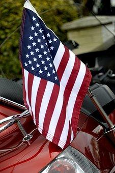 Flag, Patriotism, Administration, Outdoor, Democracy