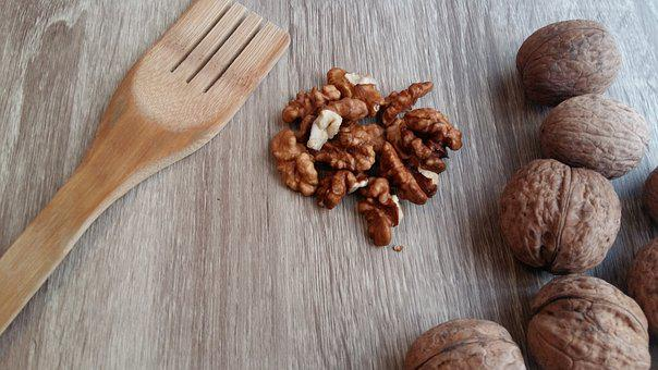Nuts, Nut, Recipes, Food, Kitchen, Background