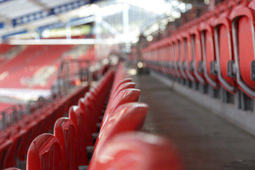 Stadium, Sit, Row, Seating, Block, Grandstand, Series
