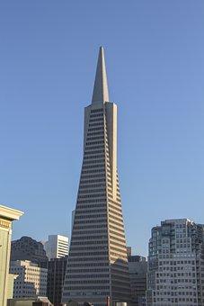 Skyscraper, Architecture, City, Tallest, Downtown