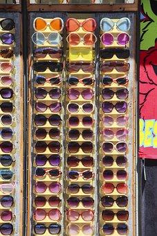 Sunglasses, Summer, Tourist, Venice Beach, California