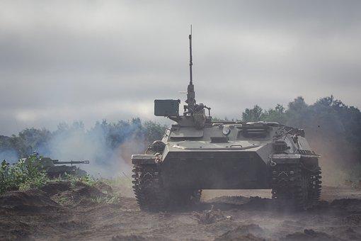 Military, Vehicle, War, Tank, Battle, Army