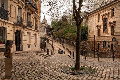 Paris, Tourism, Perspective, France, Heritage