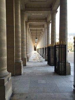 Column, Architecture, Bedrock, Travel, Outdoors