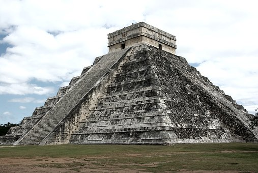 Pyramid, Ancient, Travel, Archaeology, Stone, Temple