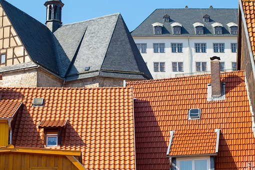 Roof, Home, Architecture, Building, Historically