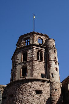 Architecture, Old, Tower, Sky, Castle, Bell Tower