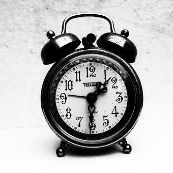 Clock, Minute, Timer, Wake Up-morning, Time, Reveil