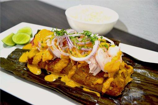Bun, Buns, Bun Mixed, Shrimp, Guayaquil, Guayas