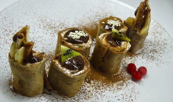 Food, Background, Dessert, Epicurean, Healthy