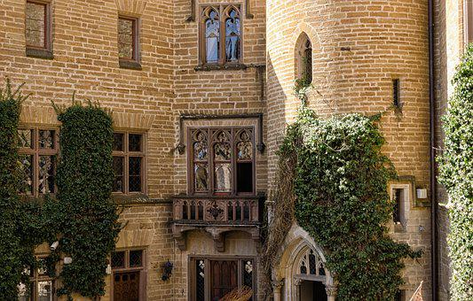 Architecture, Old, Building, Gothic, Home, City, Facade