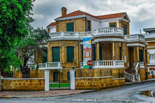 Architecture, Neoclassic, House, Building, Travel