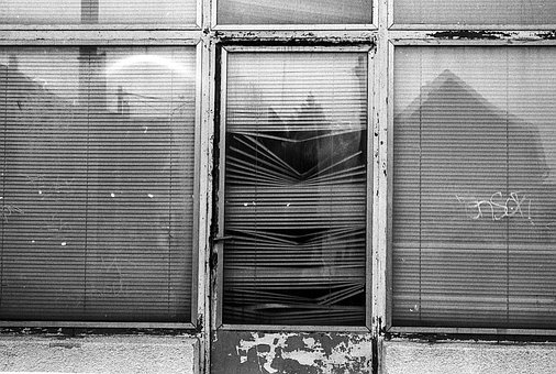 Shutter, Broken, Rustic, House, Old, Wood, Window