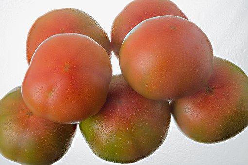 Food, Fruit, Juicy, Healthy, Nutrition, Tomato