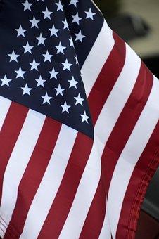 Flag, Patriotism, No Person, United States, Stripe