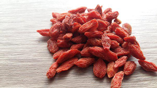 Food, Healthy, Nutrition, Dry, Goji, Vegetarian Food