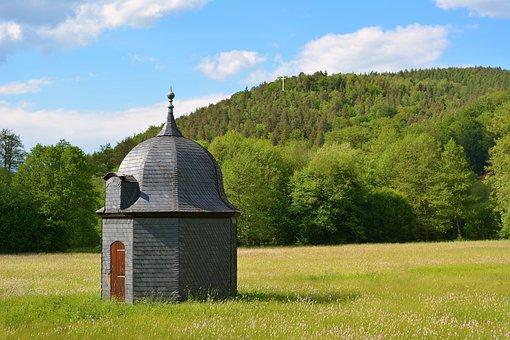Greizer Park, Weisses Kreuz, Nature, Places Of Interest