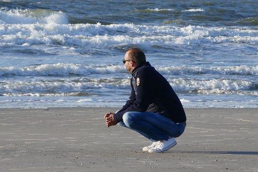 Sea, Beach, Ocean, Waters, Sand, Bank, Coast, Nature