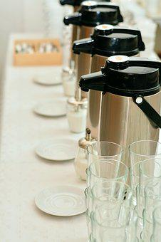 Coffee Dispenser, Coffee, Buffet, Celebration