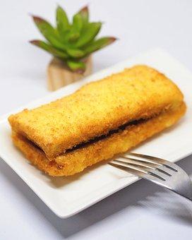 Food, Plate, Delicious, Breakfast, Sheet, Dessert