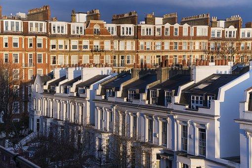 Architecture, City, Travel, House, Outdoors, Kensington