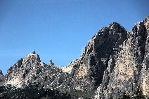 Mountain, Nature, Rock, Mountain Summit, Panorama